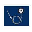 Mercury In Steel Dial Thermometer