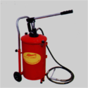 bucket grease pump