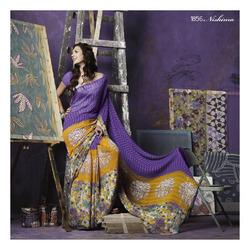Bridal Printed Sarees