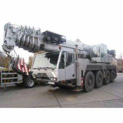 Heavy Duty Crane Hiring