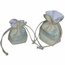 Jute Drawstring Bags(P 249)