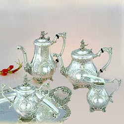 Eagle Tea and Coffee Set