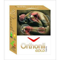 Orthonil Gold Capsules-ayurvedic Joint Pain Remedy