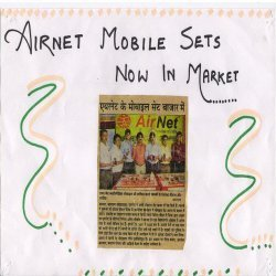 Airnet Mobile Sets Now In Market