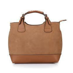 Fashion Suede Handbag