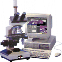 Computerised Research Microscope