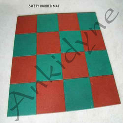 Playground Rubber Mat