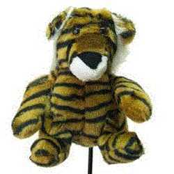 Tiger Teddy Bear
