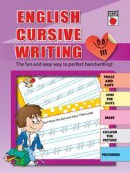 English Cursive Writing Level 3