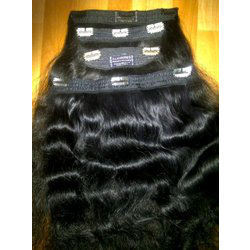 Clip On Hair Extension - Hair Attachment