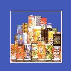 Rotogravure Printed Packaging Materials