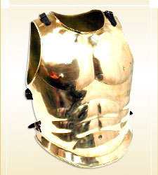 Brass Muscle Armour