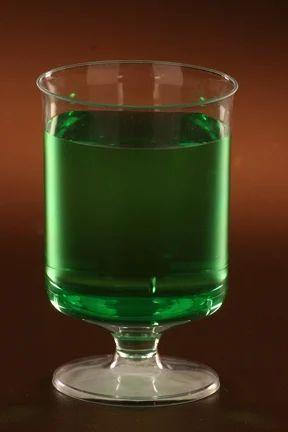 Transparent Wine Glasses