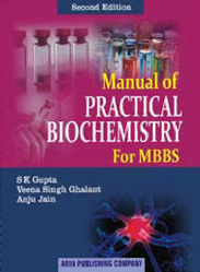 Manual Of Practical Biochemistry For Mbbs