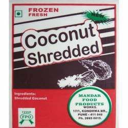 Frozen Coconut Shredded