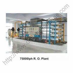 RO Plant 75000LPH