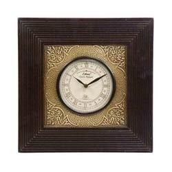 Square Antique Wall Clock
