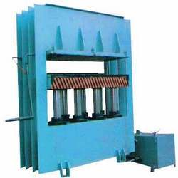 Ply Wood Hydraulic Hot Press