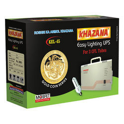 Khazana Gold Lighting U. P. S, Inverter, 45 Watt