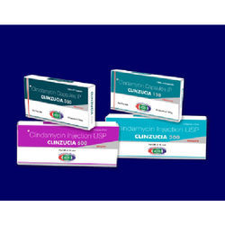 Clinzucia (Clindamycin 300mg Cap.)