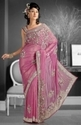 Cotton Tussar Booti Saree
