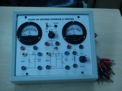 Voltage Doubler & Tripler Circuit