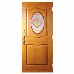 Designer Two Panel Glass Doors
