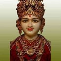 Lord Swaminarayan Face