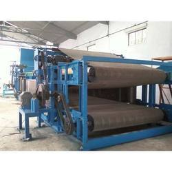 PU Foam Re-Bonding Machine