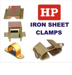 Iron Sheet Clamps