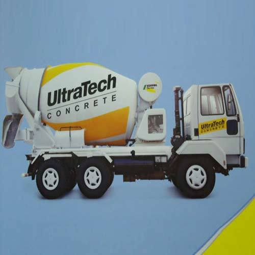Ultratech Ready Mix Concrete