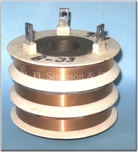 Sliprings Marathon Ac Motor Slip Ring Manufacturer From