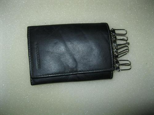 Leather Key Cases/Pouches/Holders