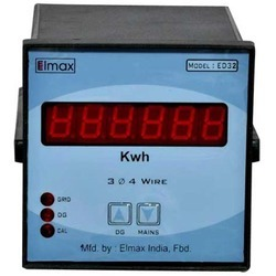 Dual Energy Meter With LED Display