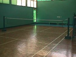 Badminton The Service Court | RM.