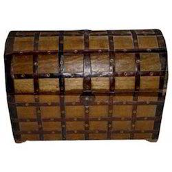 Iron Worked Box