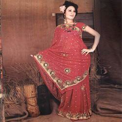 Antique+Designer+Saree