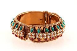Bollywood Gold Plated Bangle