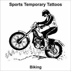 Biking Tattoo