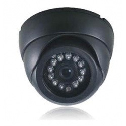 Dome+IR+CCD+Camera