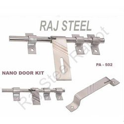 Aldrop and Latch Handles Nano Door Kit