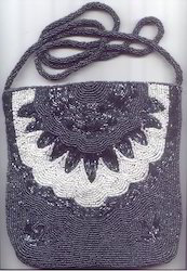 Beaded Bag BB04