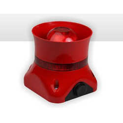 Addressable IP 65 Rated Sounder Beacon