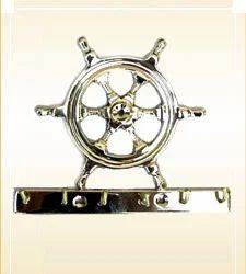 Ship Wheel Key Hanger