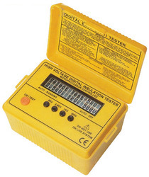 Digital H.V. Insulation Resistance Tester