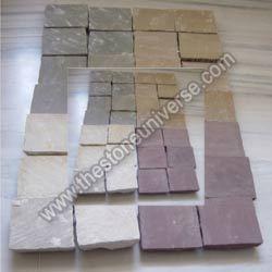 Sandstone Cobble Colors