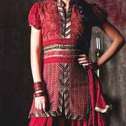 Printed Salwaar Kameez