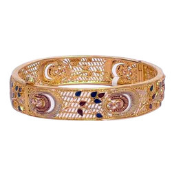 Marriage Designer Gold Kangan