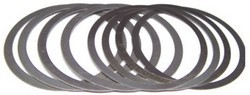 i002 tac rear wheel axle