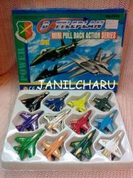 Pull Back Action Battle Planes